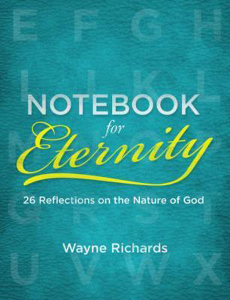 Picture of NOTEBOOK for ETERNITY