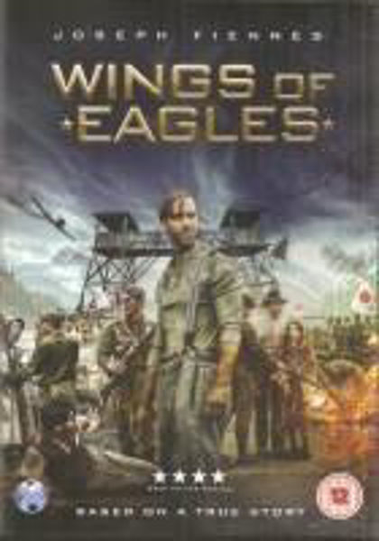 Picture of WINGS of EAGLES DVD Eric Liddell