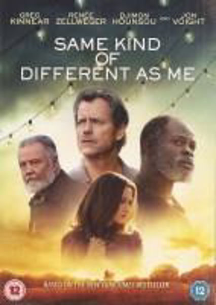 Picture of SAME KIND OF DIFFERENT AS ME DVD