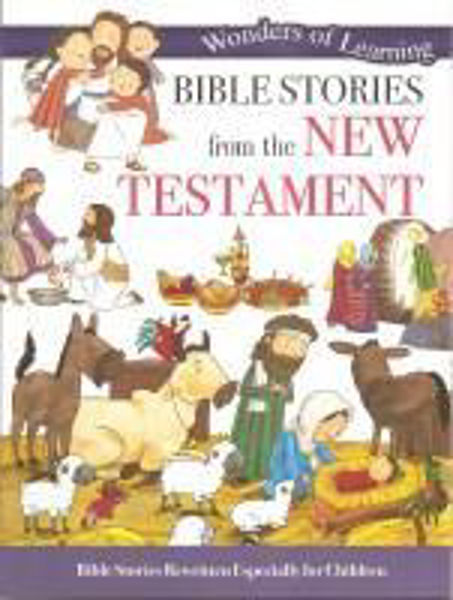 Picture of WONDERS OF LEARNING/BIBLE STORIES NEW