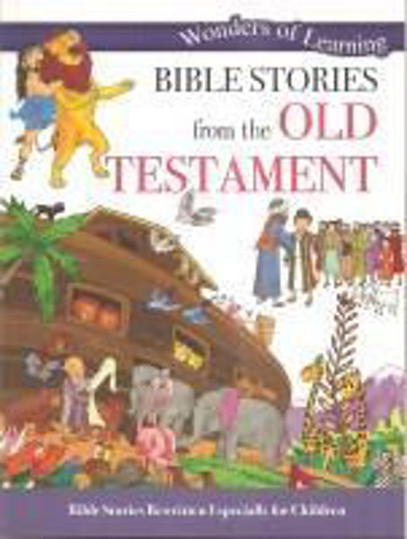 Picture of WONDERS OF LEARNING/BIBLE STORIES OLD