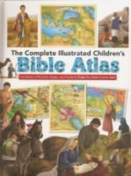 Picture of ILLUSTRATED CHILDREN'S Bible Atlas
