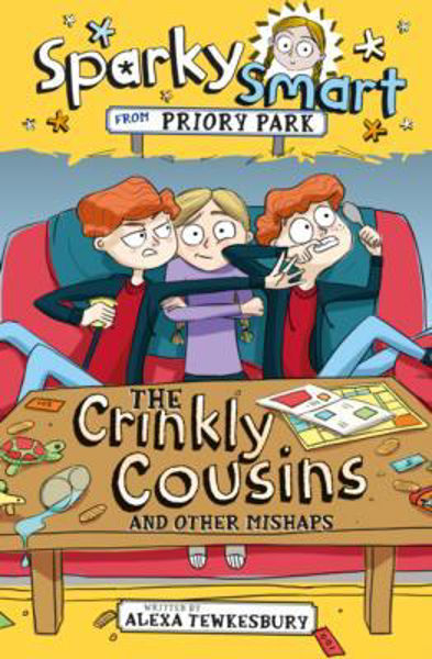 Picture of SPARKY SMART/ The Crinkly Cousins