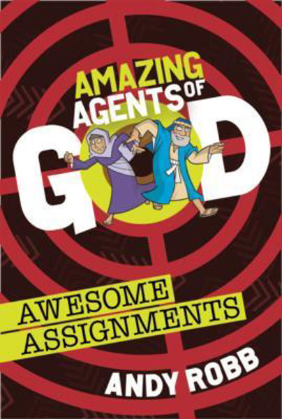 Picture of AMAZING AGENTS OF GOD/Awesome assignment