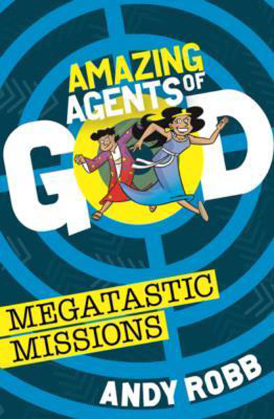 Picture of AMAZING AGENTS OF GOD/Megatastic Mission