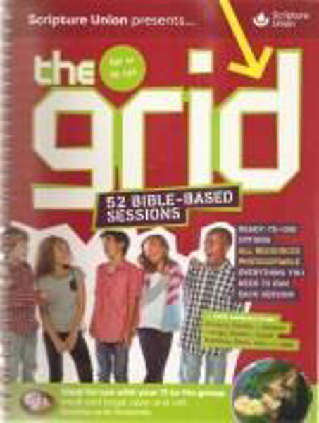 Picture of SU LIGHT THE GRID Red 52 Bible sessions