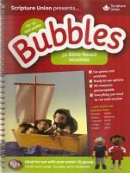 Picture of SU LIGHT BUBBLES Red 52 Bible sessions