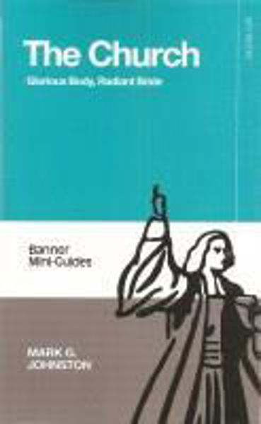 Picture of BANNER MINI GUIDE #2 The Church