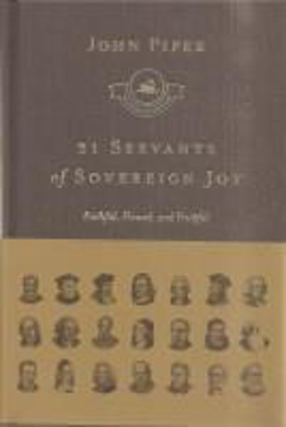 Picture of 21 SERVANTS OF SOVEREIGN JOY