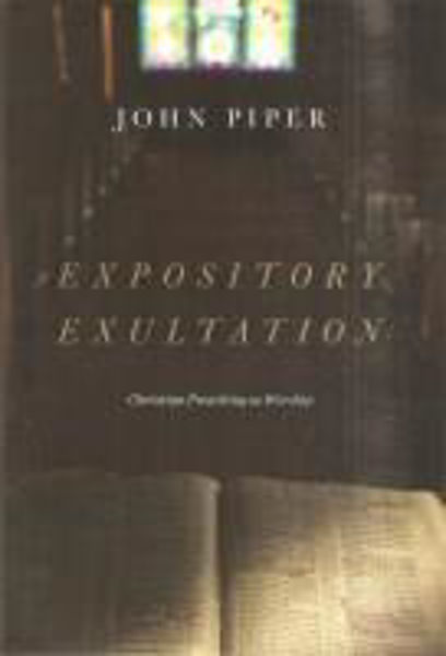 Picture of EXPOSITORY EXULTATION
