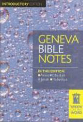 Picture of GENEVA BN Introduction #2 - Minor Prophets