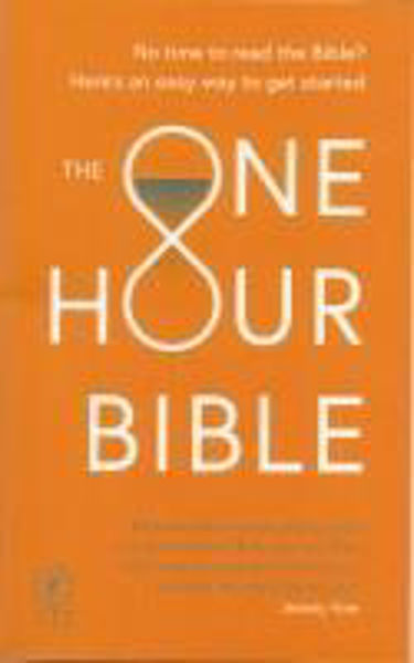 Picture of THE ONE HOUR BIBLE NLT