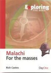 Picture of EXPLORING THE BIBLE/MALACHI