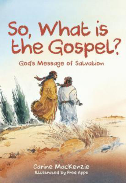 Picture of SO, WHAT IS THE GOSPEL?