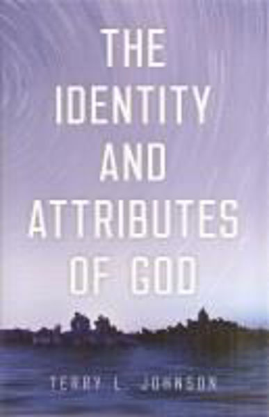 Picture of THE IDENTITY AND ATTRIBUTES OF GOD