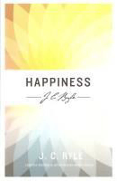 Picture of JC RYLE Happiness