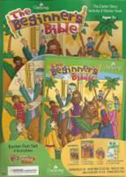 Picture of THE BEGINNERS BIBLE EASTER PACK