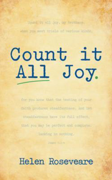 Picture of COUNT IT ALL JOY Helen Roseveare