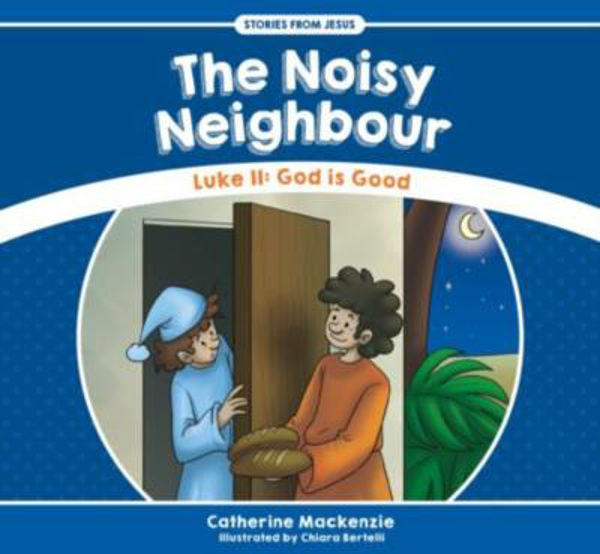Picture of STORIES FROM JESUS/THE NOISY NEIGHBOUR