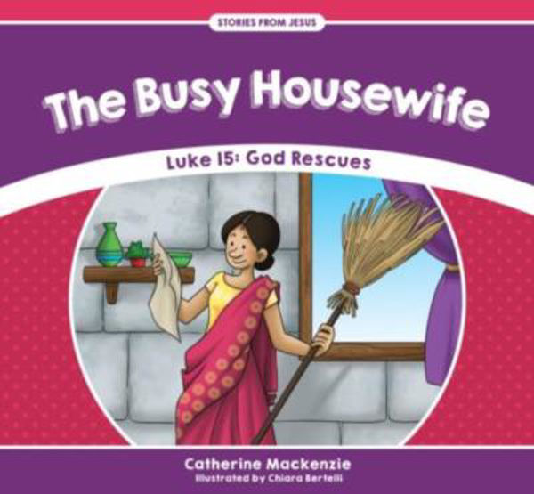 Picture of STORIES FROM JESUS/THE BUSY HOUSEWIFE