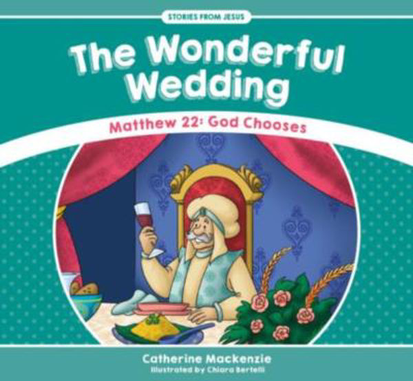 Picture of STORIES FROM JESUS/THE WONDERFUL WEDDING