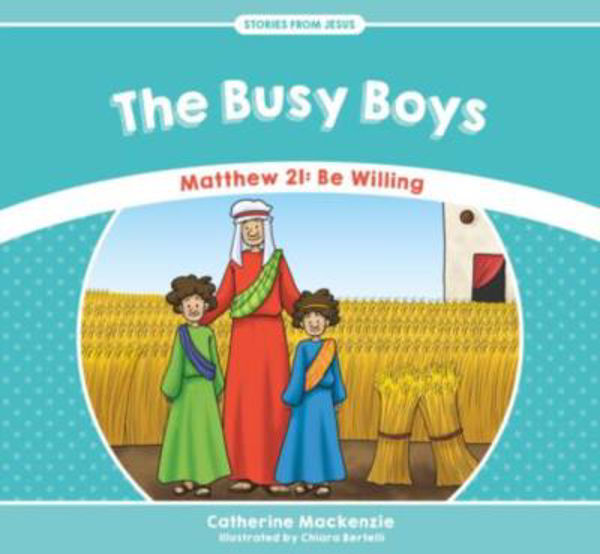 Picture of STORIES FROM JESUS/THE BUSY BOYS