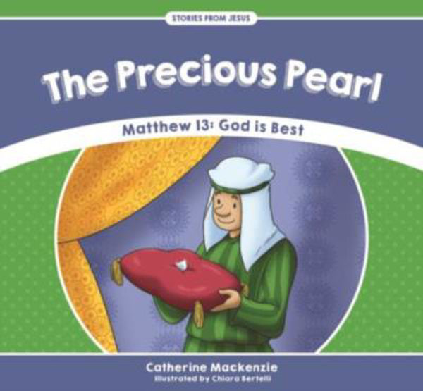 Picture of STORIES FROM JESUS/THE PRECIOUS PEARL