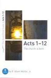 Picture of GOOD BOOK GUIDE/ACTS 1-12 The Church is