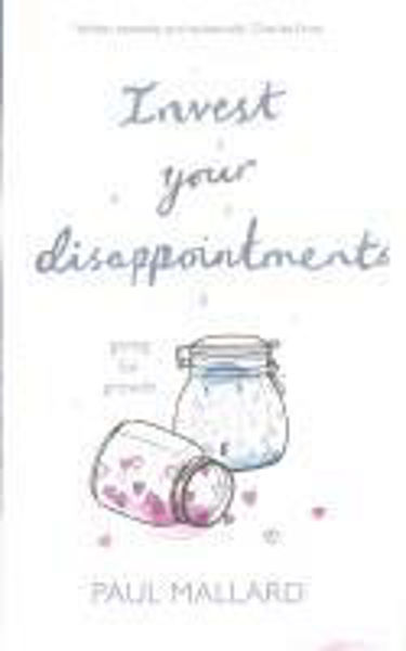 Picture of INVEST YOUR DISAPPOINTMENTS