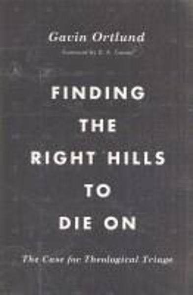 Picture of FINDING THE RIGHT HILLS TO DIE ON