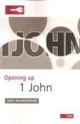 Picture of OPENING UP 1 JOHN