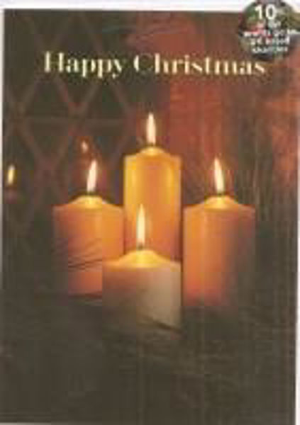 Picture of 2021 LENS 5 CARDS Candles near window