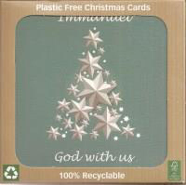 Picture of 2020 DAYONE 10 cards immanuel star tree