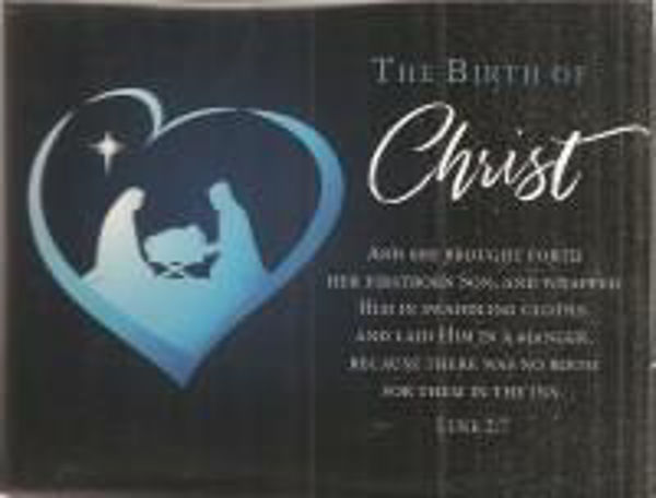 Picture of 2020 DAYONE 10 CARDS Birth of Christ