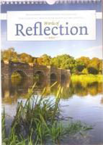 Picture of 2021 CALENDAR Words of Reflection