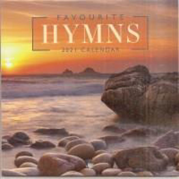 Picture of 2021 CALENDAR Favourite Hymns small