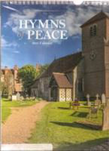 Picture of 2021 HYMNS OF PEACE CALENDAR
