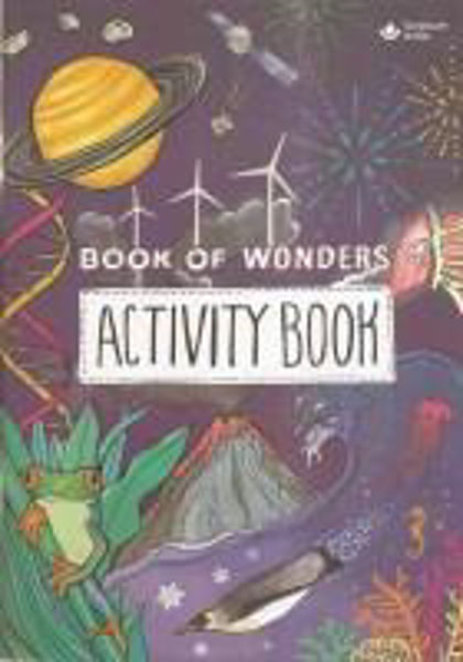 Picture of BOOK OF WONDERS ACTIVITY BOOK