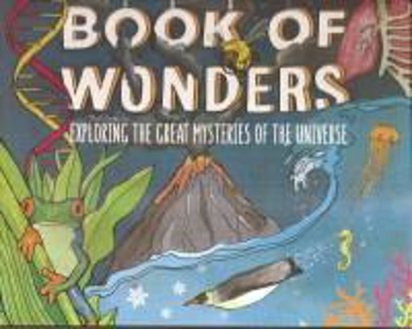 Picture of BOOK OF WONDERS