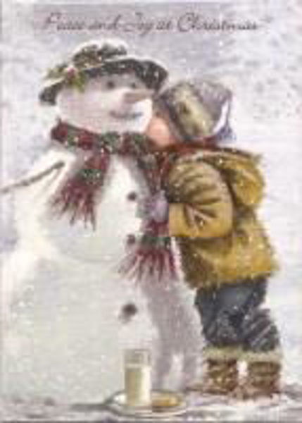 Picture of 2020 GM 10 CARDS christmas kiss