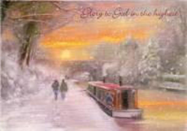 Picture of 2020 GM 10 CARDS Christmas canal