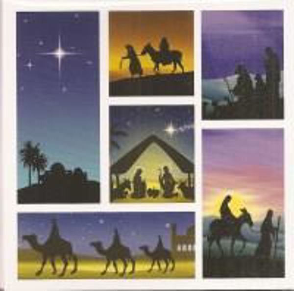 Picture of 2020 GM 10 CARDS  Nativity scenes
