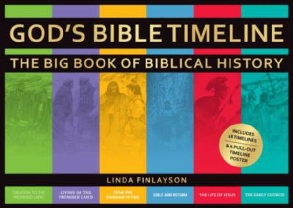 Picture of GOD'S BIBLE TIMELINE
