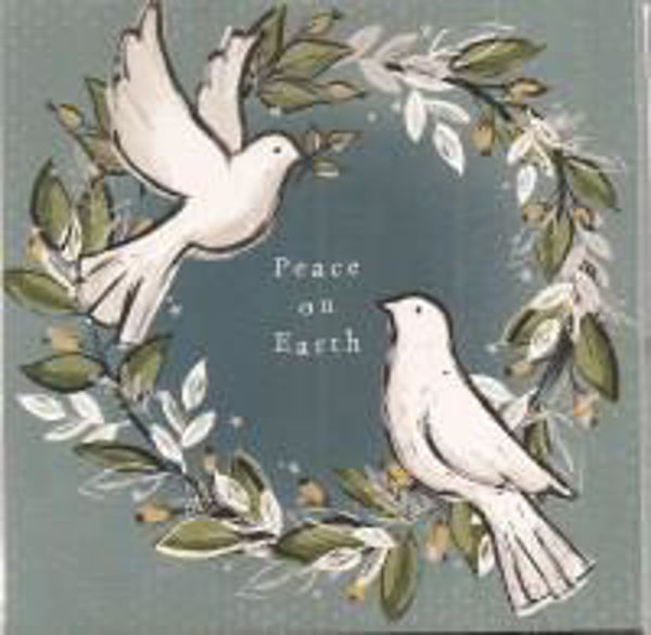 Picture of 2020 TEARFUND 10 CARDS peace doves