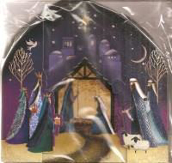 Picture of 2020 TEARFUND 10 CARDS Christmas nativit