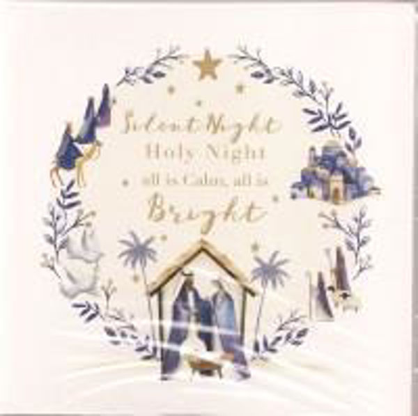 Picture of 2020 TEARFUND 10 CARDS Silent night