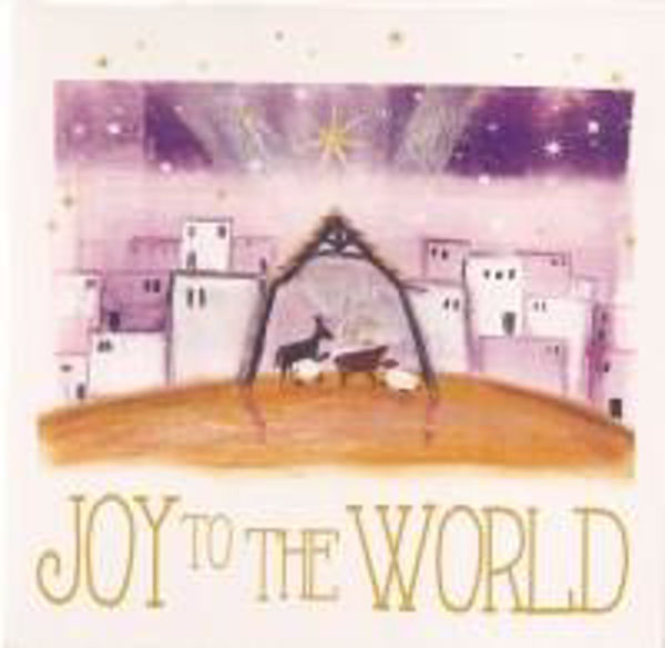 Picture of 2020 TEARFUND 10 CARDS purple stable