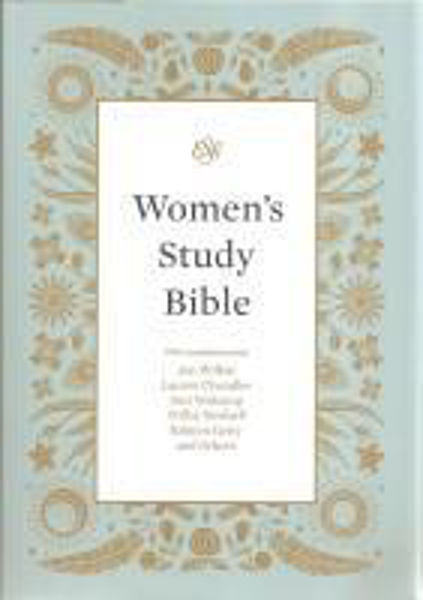 Picture of ESV WOMEN'S STUDY BIBLE Hardcover