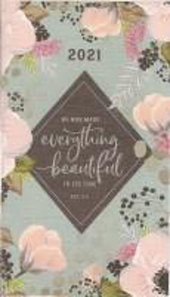 Picture of 2021 DAILY PLANNER Beautiful