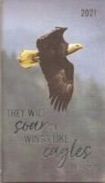 Picture of 2021 DAILY PLANNER Wings/eagles
